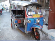 Tricycle(Tuktuk)